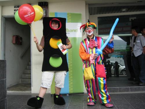 Mascot & Clown